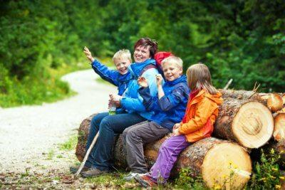 Familienwandern Karwendel