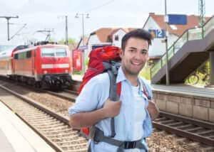 Anreise nach Schanritz