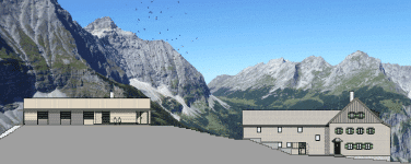 Falkenhütte Umbau