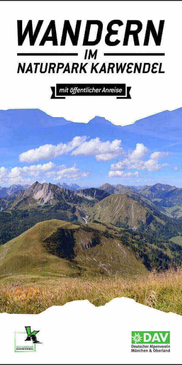 Wandern im Nautrpark Karwendel