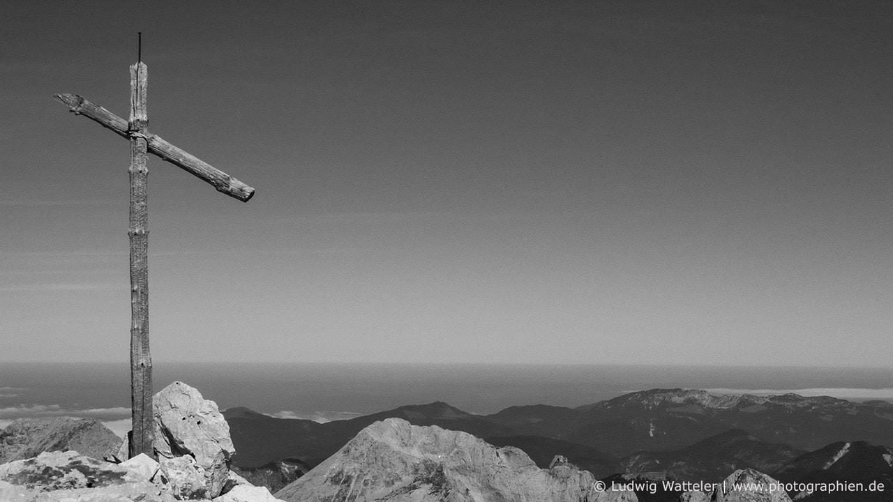 Mittlere Ödkarspitze 2.743 m